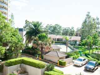 View profile: Pool, Tennis Court & Gym in Complex
