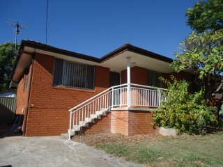 View profile: Renovated 3 bedroom home on transport route