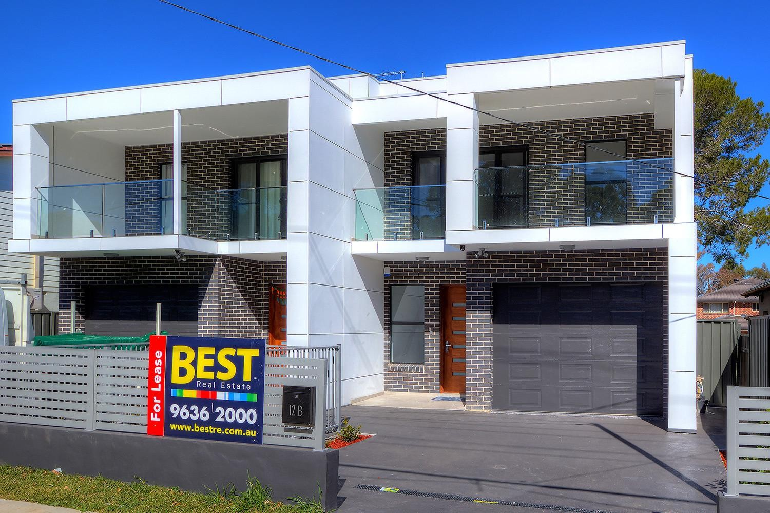 Brand New 4 Bedroom Duplex! Torrens Title!
