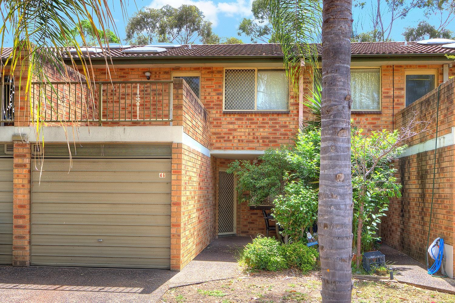 This three bedroom townhouse is a must to inspect!