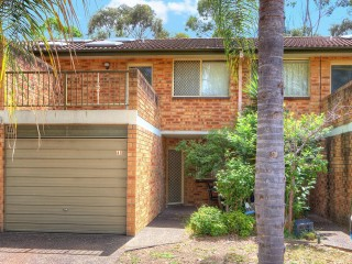 View profile: This three bedroom townhouse is a must to inspect!