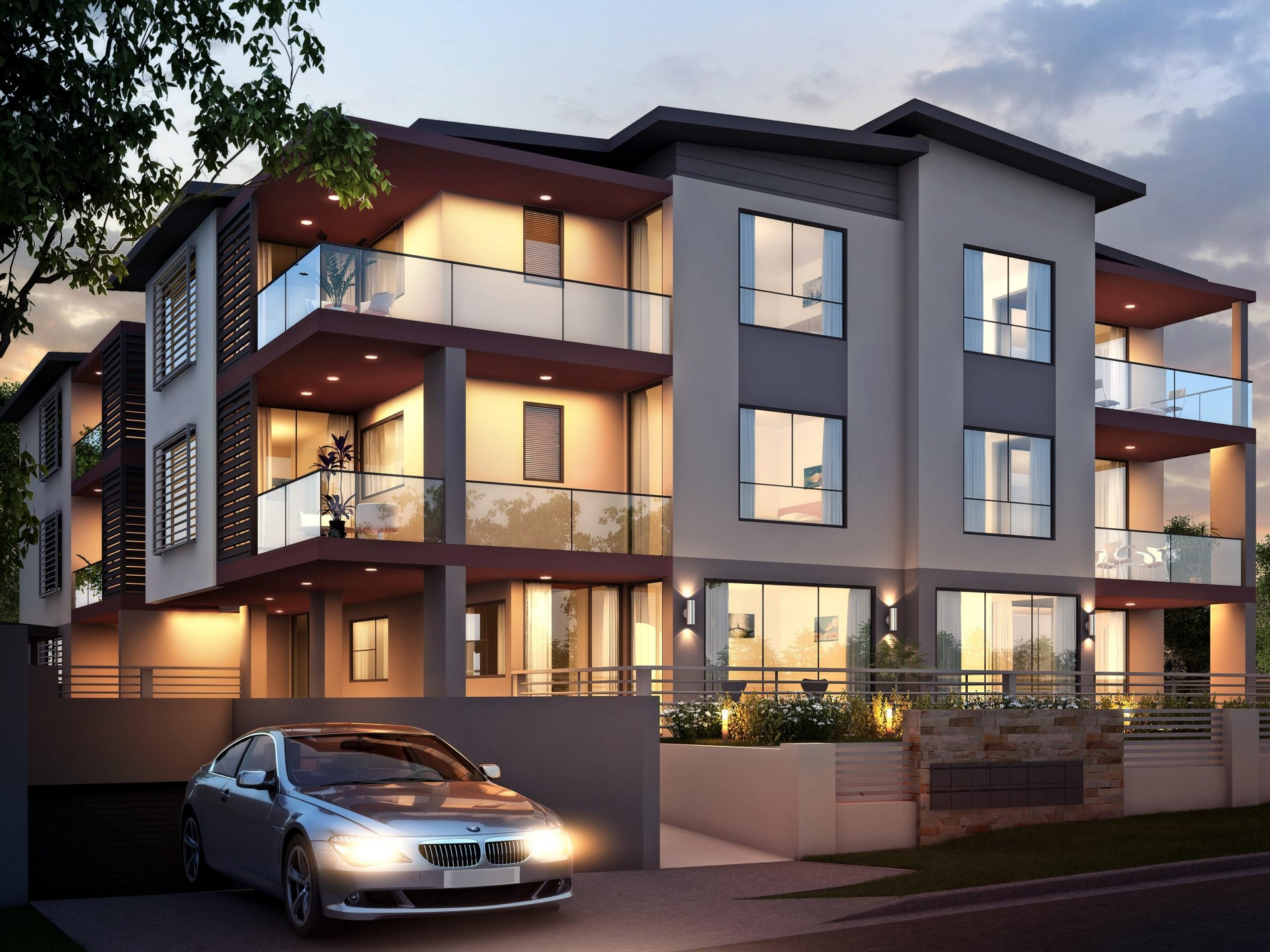 Stunning BRAND NEW Apartments!