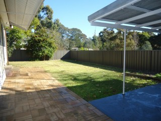 View profile: Freshly painted & Fully Fenced Yard