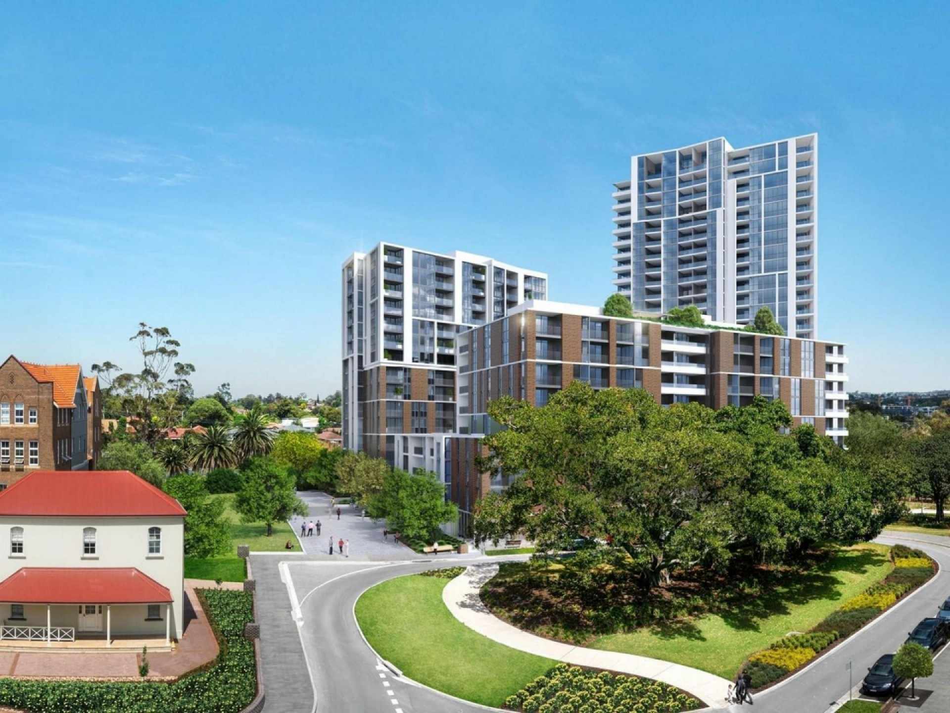 """Brand New One Bedroom Unit in """"Highline Westmead"""""""